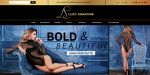 Liloo Signature E-Commerce